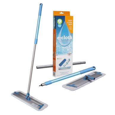 E-cloth grindų šepetys, 45 cm