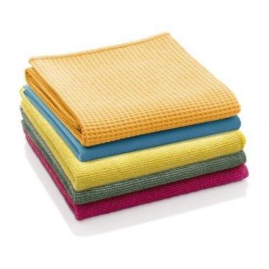E-cloth įvairių šluosčių rinkinys, 5 vnt 3