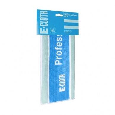 E-cloth profesionalus stiklo rankšluostis
