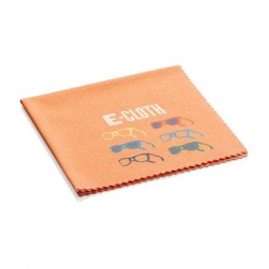E-cloth šluostė akiniams ir objektyvams 2