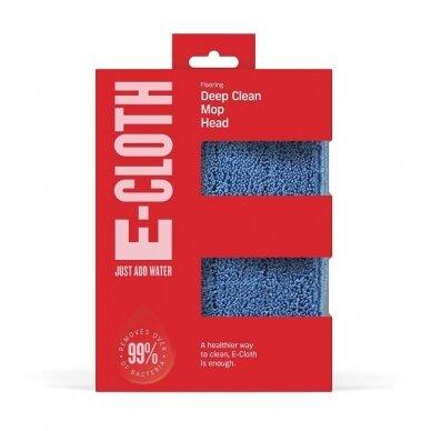 E-cloth šluostė grindų šepečiui, 45 cm