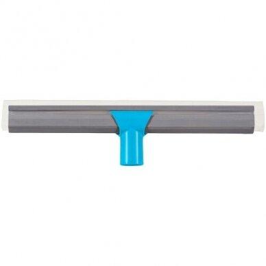 Grindų šepetys su guma SMART, 35 cm 2