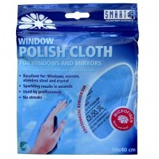 SMART WINDOW POLISH CLOTH šluostė langų blizginimui