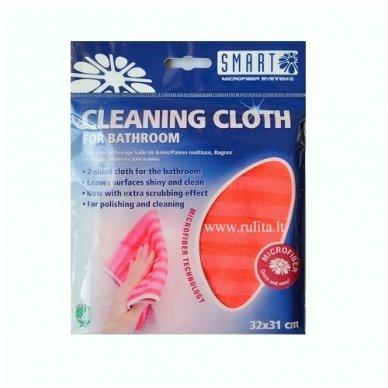 SMART CLEANING CLOTH šluostė vonios kambariui