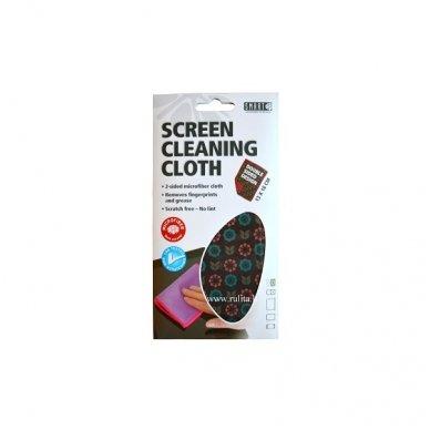 SMART SCREEN CLEANING CLOTH šluostė