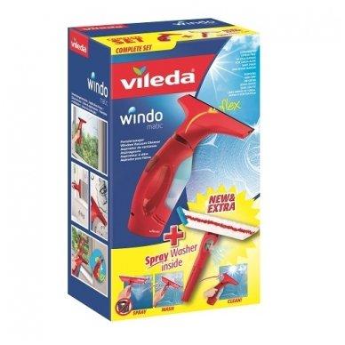 VILEDA WINDOMATIC langų valymo rinkinys