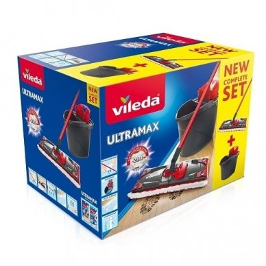 Valymo rinkinys VILEDA ULTRAMAX 5