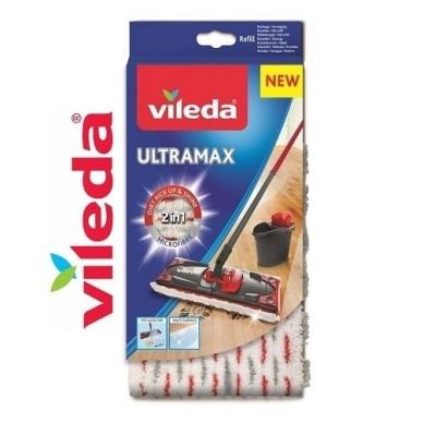 VILEDA rinkinys ULTRAMAT EASY WRING TURBO + šluostė 4
