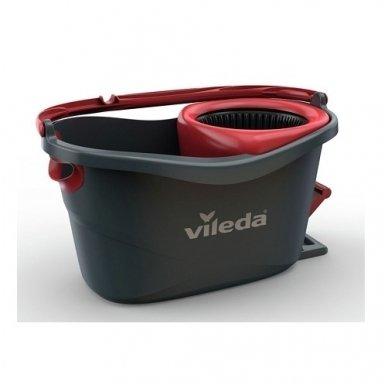 VILEDA valymo rinkinys WRING & CLEAN TURBO + šluostė 2