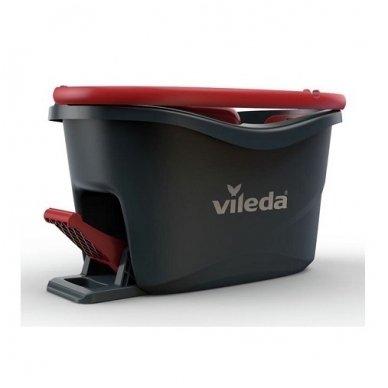 VILEDA valymo rinkinys WRING & CLEAN TURBO + šluostė 4